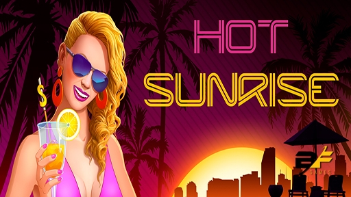 Casino 3D Slots Hot Sunrise