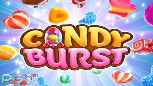 Casino 3D Slots Candy Burst