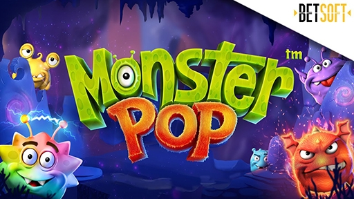 Monster Pop from Betsoft