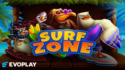 Casino 3D Slots Surf Zone