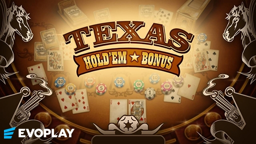 Play online casino Texas Holdem Bonus
