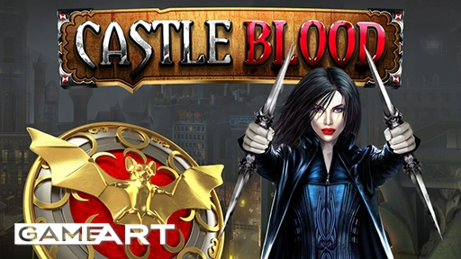 Casino 3D Slots Castle Blood