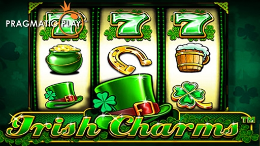 Casino Slots Irish Charms