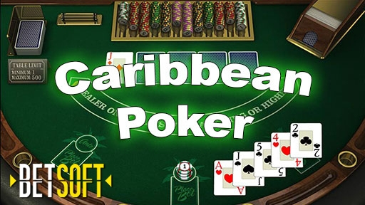 Casino Table Games Caribbean Poker