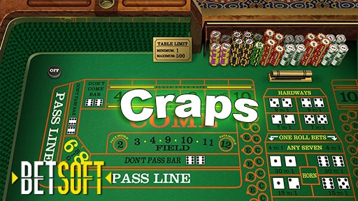 Casino Table Games Craps