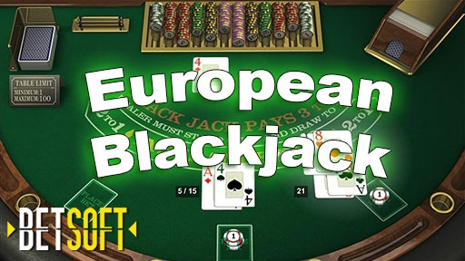 Casino Table Games European Blackjack
