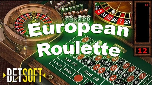 Casino Table Games European Roulette