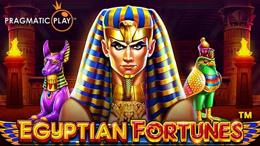 Casino Slots Egyptian Fortunes