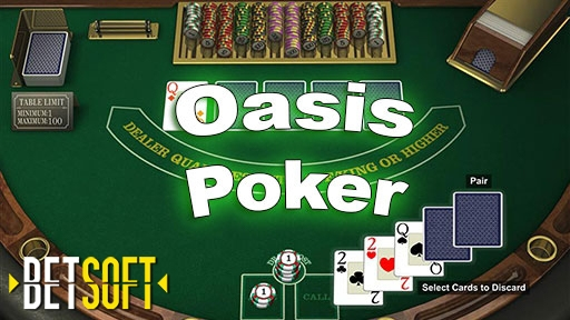Play online Casino Oasis Poker