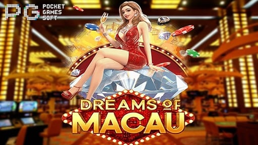 Play online Casino Dreams of Macau