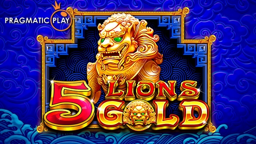 Casino Slots 5 Lions Gold