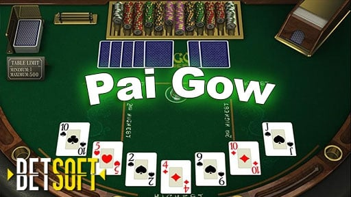 Play online Casino Pai Gow