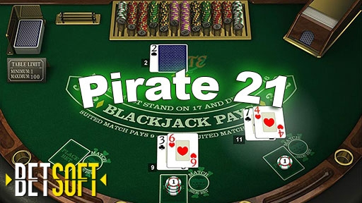 Play online Casino Pirate 21