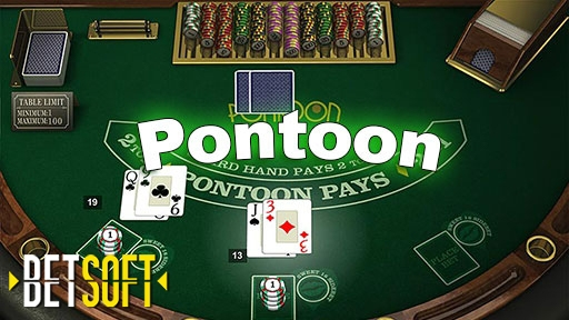 Casino Table Games Pontoon