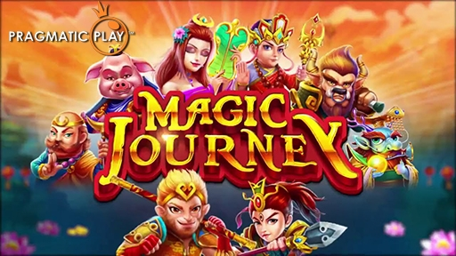 Casino Slots Magic Journey