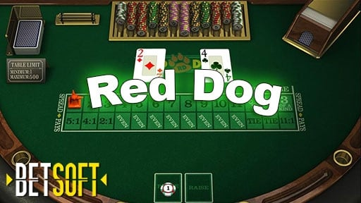 Play online Casino Red Dog