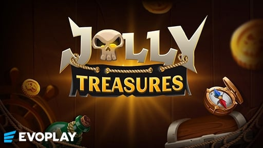 Play online Casino Jolly Treasures