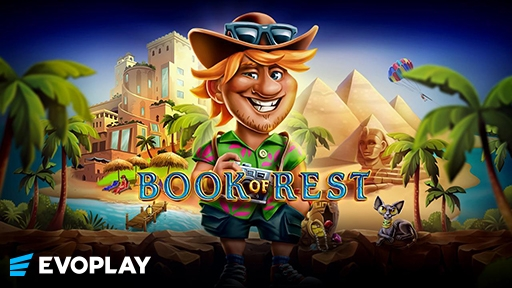 Play online Casino Book of Rest