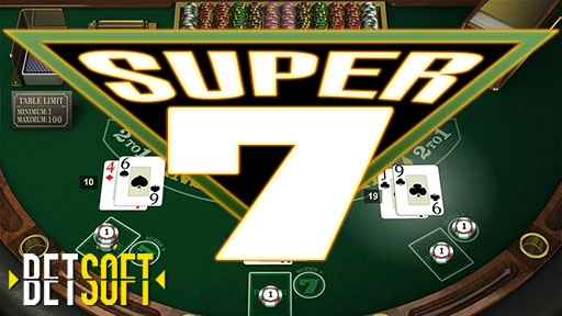 Play online Casino Super 7 Blackjack