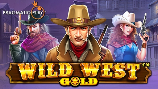 Casino Slots Wild West Gold