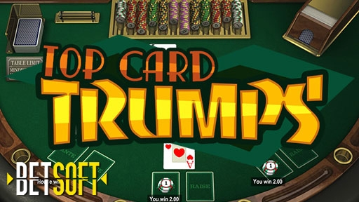 Play online Casino Top Card Trumps