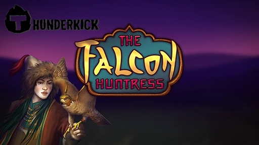 Casino Slots The Falcon Huntress