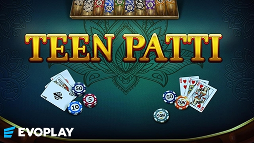 Play online casino Poker Teen Patti