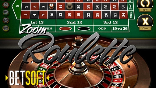 Play online Casino Zoom Roulette