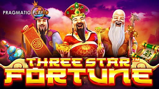 Casino Slots Three Star Fortune