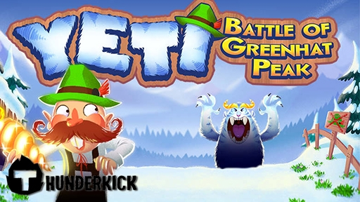 Casino 3D Slots Yeti Battle Greenhat peak
