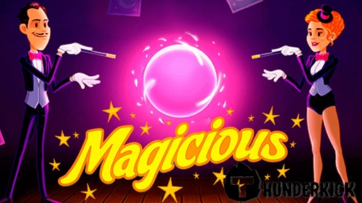 Play online Casino Magicious