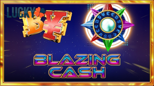 Blazing Cash from Lucky