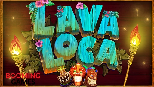 Lava Loca from Booming Games