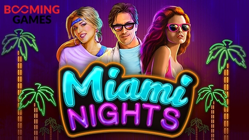 Miami Nights from Booming Games