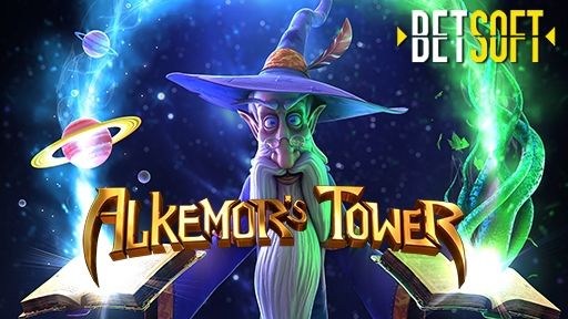 Play online Casino Alkemor's Tower