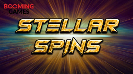Stellar Spins from Booming Games
