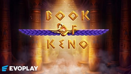 Play online Casino Book of Keno