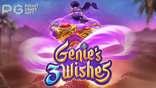Play online Casino Genies 3 Wishes