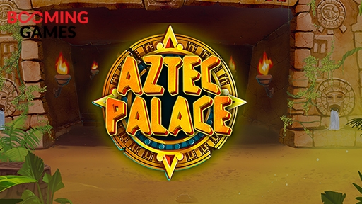 Aztec Palace from Booming Games