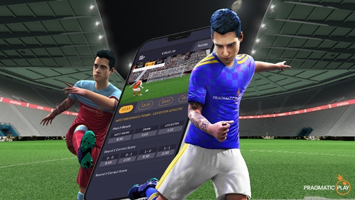 Virtual Soccer from Pragmatic Play