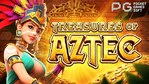 Play online casino 3D Slots Treasures of Aztec