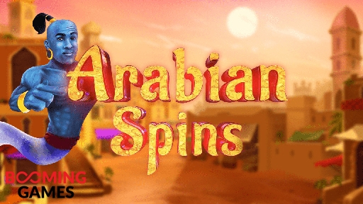 Casino 3D Slots Arabian spins