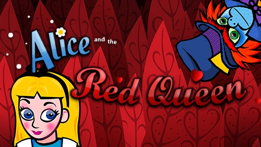 Play online Casino Alice and the Red Queen