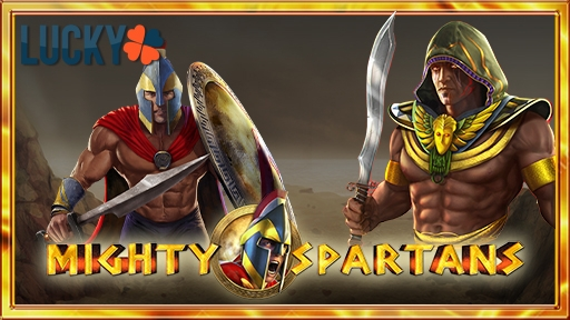 Mighty Spartans from Lucky