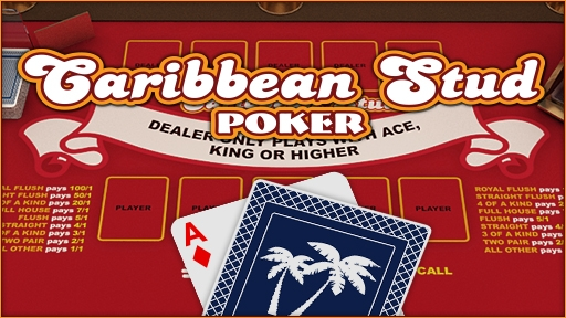 Play casino Table Games Caribbean Stud Poker