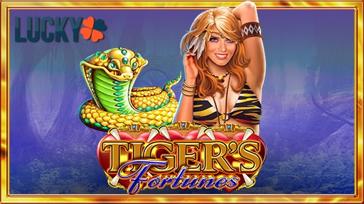 Play online casino Slots Tigers Fortune