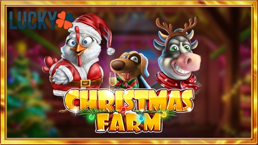 Play online casino Slots Christmas Farm