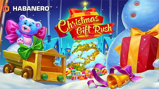 Play online casino 3D Slots Christmas Gift Rush