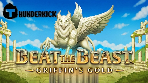 Casino Slots Beat the Beast Griffins Gold