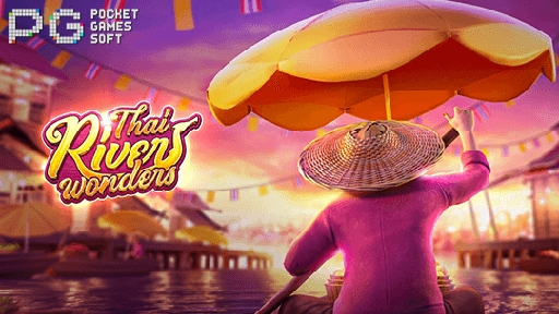 Casino 3D Slots Thai River Wonders